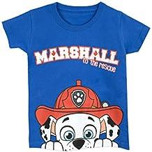 Paw Patrol - Camiseta para niño - La Patrulla Canina
