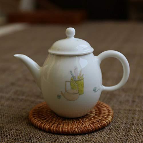Keramik Kleine Wasserkrug Teekanne Handgefertigte Keramik Teekanne Handgemalte Pastell Tee Teekanne...