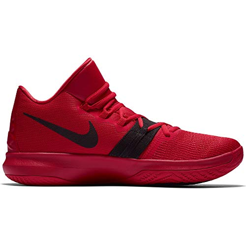 timeless design 50bc6 4bb8a Nike Kyrie Flytrap, Zapatos de Baloncesto para Hombre, Rojo (Univ RedMtlc