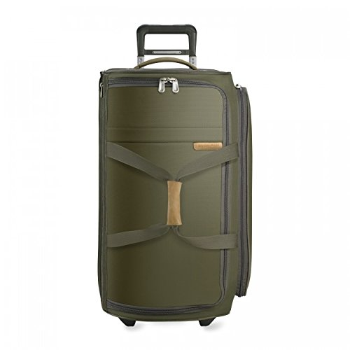 Briggs & Riley Baseline Medium Upright Duffle, 68cm, 91.2 litres, Olive Bolsa de viaje, 69 cm, liters, Verde (Olive)