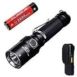 KLARUS ST15 1100LM CREE XP-L HI V3 LED Taktische Taschenlampe Taschenlampe 18650