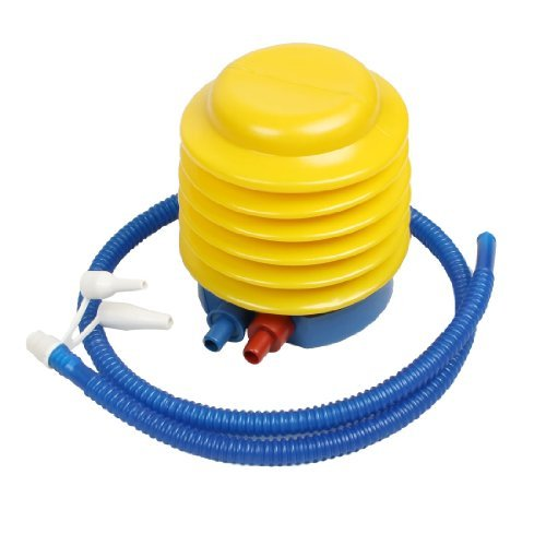 water-wood-bellows-hand-foot-pump-inflator-for-inflatable-air-toy-blue-yellow