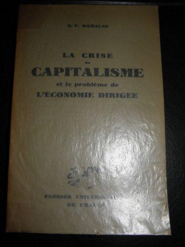 B. V. Damalas. La Crise du capitalisme e...