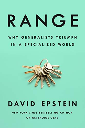 Range: Why Generalists Triumph in a Specialized World (English Edition)