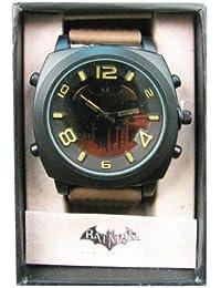 Batman Arkham City Tierra marrón correa reloj (ark5007)
