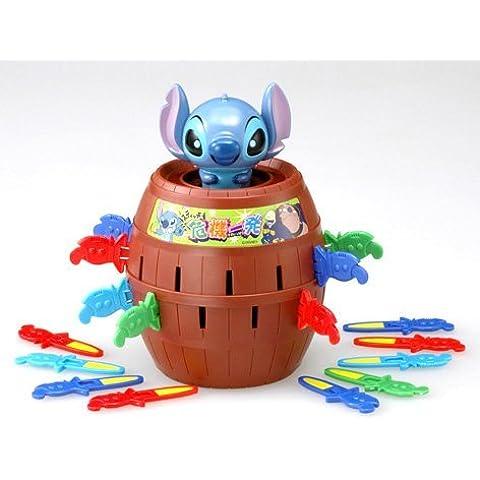 Takara Tomy Pop Up Pirates Lilo Stitch by Disney
