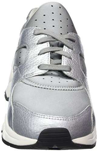 002 antic Damen Ash Sneakers Silber Matrix silver xpqnIYvCFw