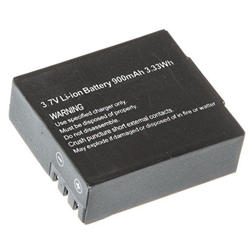 Ultrasport UmovE - Batería Li-Ion de repuesto para la cámara deportiva y...