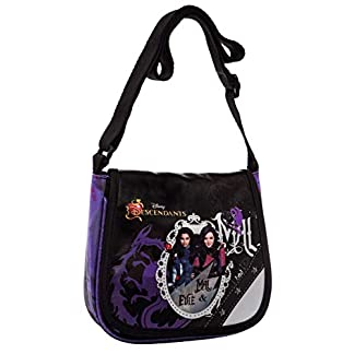 Descendientes 3215451 Bolso Bandolera, Color Morado, 1.02 litros