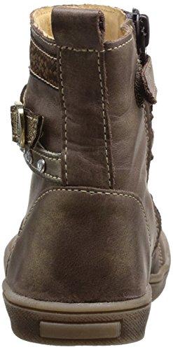 Minibel Hafuny, Boots bébé fille Beige (122)