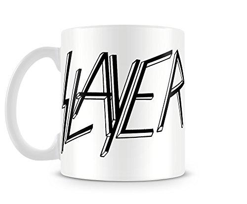 """Tazza MUG """"Slayer"""" - tazza da thè e caffè in ceramica"""
