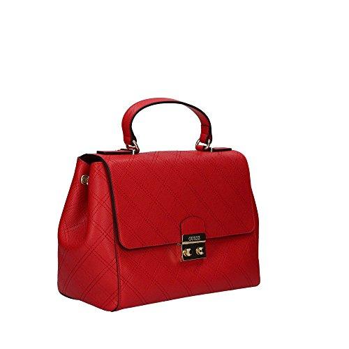 Guess HWARIAP7319, Borsa a Tracolla Donna, 14x21x31 cm (W x H x L) Rosso