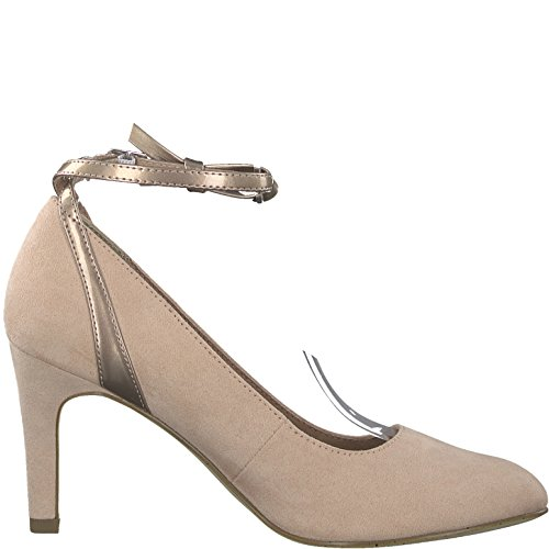 Tamaris Damen Sling-Pumps 24433-21,Frauen Slingback Pumps,Abendschuhe,Trachten-Schuh,Knöchelriemen,festlich,feminin,sexy,Stiletto 8.5cm - 3