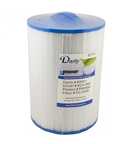 Spa Filter (60401/6ch-940/pww50/fc-0359) (American Spa Filter)