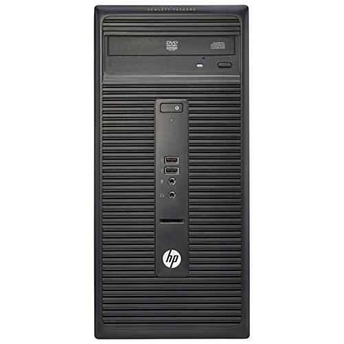 HP 280 G2 MT (INA716T0T4) Tower PC (Black)