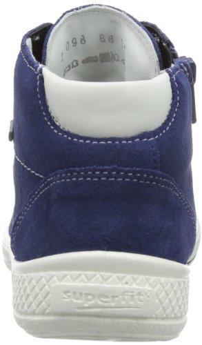Superfit Tensy Surround 20009806 Jungen Sneaker Blau (indigo kombi 88)