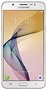 Samsung Galaxy On8 (White, 3GB RAM) with Offer