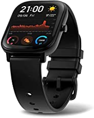 Amazfit GTS Smartwatch with 14-Day Battery Life,1.65 Inch AMOLED Display, Customizable Widgets, Slim Metal Body, 5 ATM Water