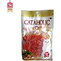 Cataholic Neko Chicken Jerky Sliced Cat Treat, 30 g