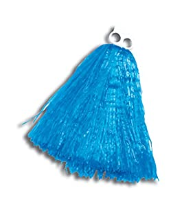 Finger Pom Pom (Single) Small - Blue (disfraz)