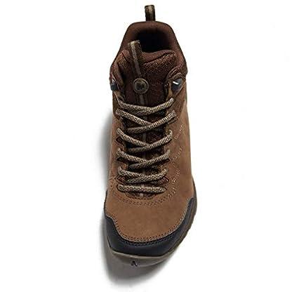 Merrell Women's Siren Traveller Q2 Mid Waterproof High Rise Hiking Shoes 3