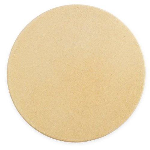 Pietra refrattaria di cottura, per forno da pizza DIAVOLA della SPICE. Diametro: 31 centimetri. Modello: DIAVOLA