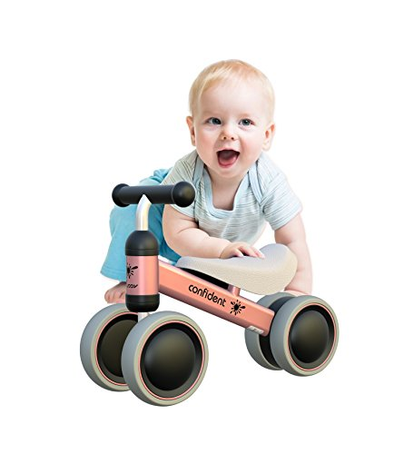 YGJT Bicicletta sin Pedales Bebé Juguetes Bebes 1 año 10 Meses a 24 Meses Regalo Elección