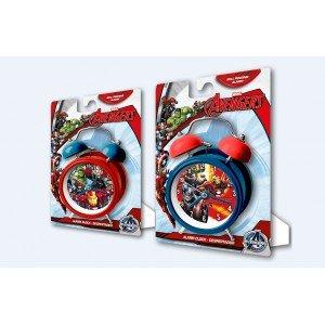 Marvel Comics - Marvel MV16068 Reloj campanas Avengers 9 cm