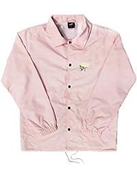 Agora Rose Coach Jacket Pink