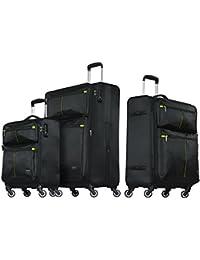 PROBEETLE Impress VI Valise Ultra Légère   Valise Soute de Voyage Souple & Portable à 4 Roulettes 360°, Cadena TSA, Poignée Télescopique & Compartiment Extensible