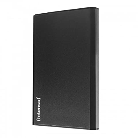 Intenso Memory Home 1TB externe Festplatte (6,4 cm (2,5 Zoll), 5400rpm, 8MB Cache, USB 3.0) anthrazit
