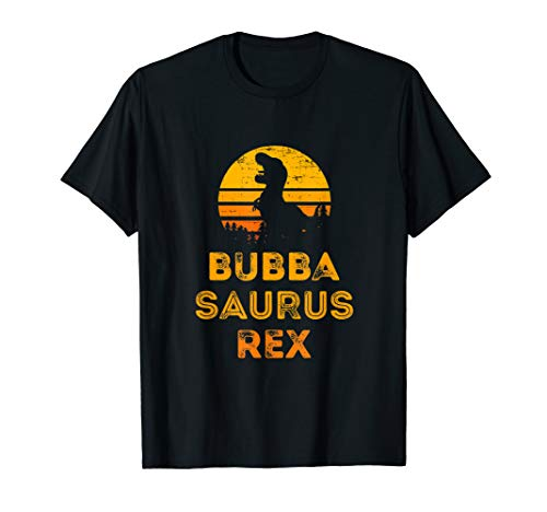 Bubbasaurus Rex Lustige Bubba Dinosaurier-T T-Shirt