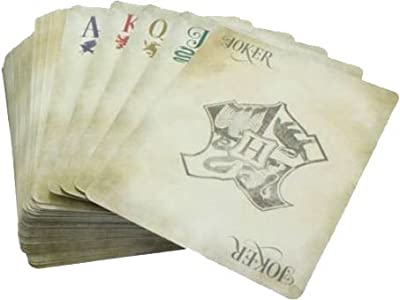 Harry Potter Harry Potter - Pack of Cards Hogwarts Jeu de Cartes