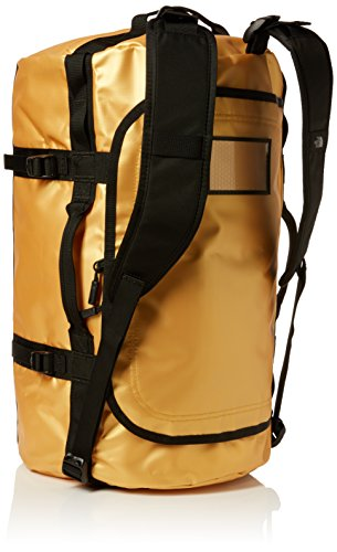 The North Face Unisex Base Camp Duffel-M Reisetasche Gold/Schwarz/24kgold/Tnfblck