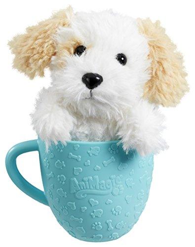Animagic Tea Cup Pets - White Puppy