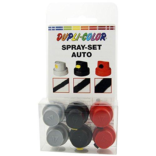 Dupli-Color 3 verschiedene Sprühköpfe