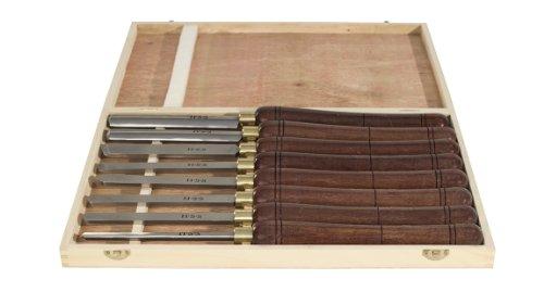 Lombartegroup A1005 - Gubias para torno (8 unidades)