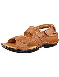 Burwood Men's Leather Thong Sandals