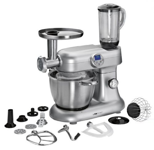Küchenmaschinen  Küchenmaschine mit Kochfunktion - Ratgeber & Test