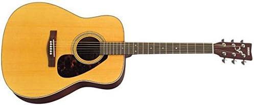Yamaha F-370 6-String Dreadnought Right Hand Acoustic Guitar (Natural)