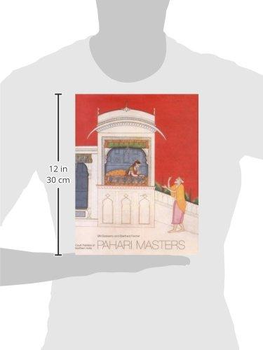 Pahari Masters: Court Painters of Northern India