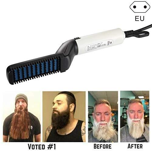 Klinkamz - Peine alisador de barba para hombre