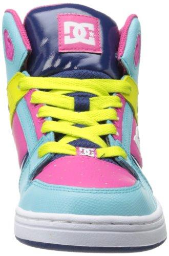 DC Rebound-d0302676b, Jungen Sportschuhe - Skateboarding Mehrfarbig