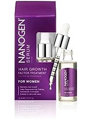 Nanogen Growth Factor Treatment Serum for Women, 1er Pack (1 x 30 ml)