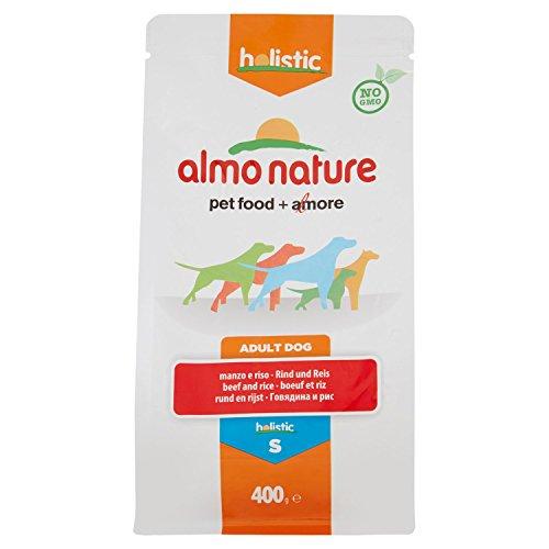 """ALMO NATURE Holistic """"dog small"""" manzo secco cane gr. 400"""