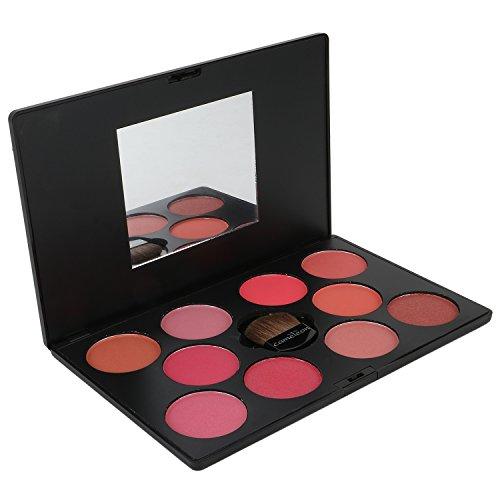 Cameleon Professional Blusher Palette