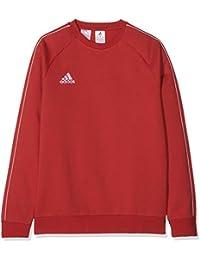 adidas CV3970 Sudadera, Unisex Niños, (Rojo/Blanco), L (11