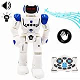 deAO Interactive Remote Control Robot Toy with Programmable Mode, Gesture Sensing, Dancing Walking