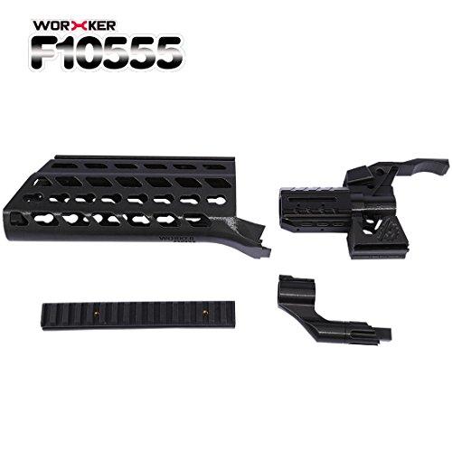 Worker F10555 3D Druck AK Alfa Vorderrohr Kit für Nerf Stryfe