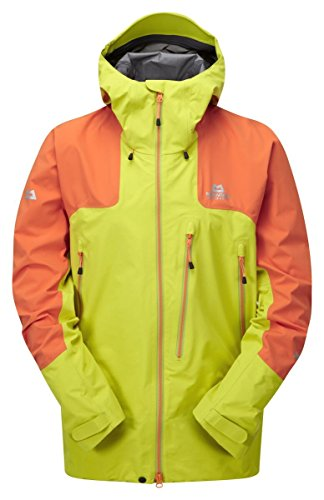 Mountain Equipment Lhotse Jacket Citronelle/Flame